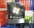NEW & SEALED MICROSOFT WINDOWS 7 ULTIMATE (UPGRADE) 32/64-BIT UK DVD GLC-00183 Preis 135,81 GBP*