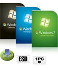 Windows 7 Ultimate / Professional / Home 32 oder 64 Bit OEM Preis Sofortkauf:  - 2,98 €*