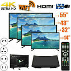 32''/43''/45'' HD LCD Smart TV WIFI 4K 1080P USB HDMI Curved Screen Television Preis Sofortkauf:  - 643,99 USD*