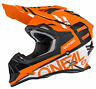 Oneal 2Series RL SPYDE 2018 Motocross Helm orange Crosshelm Enduro Cross